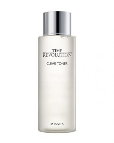 MISSHA Time Revolution Clear Toner Miss Eco